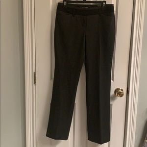 NWT-Express Editor Heather Gray Dress Pants